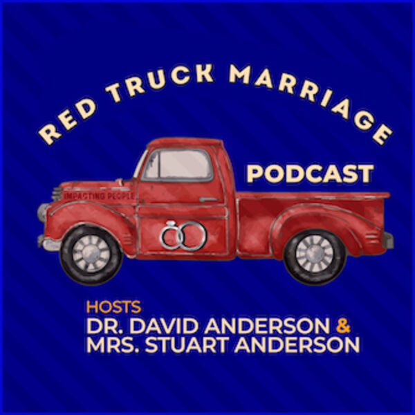 Red Truck Marriage Podcast Artwork Image