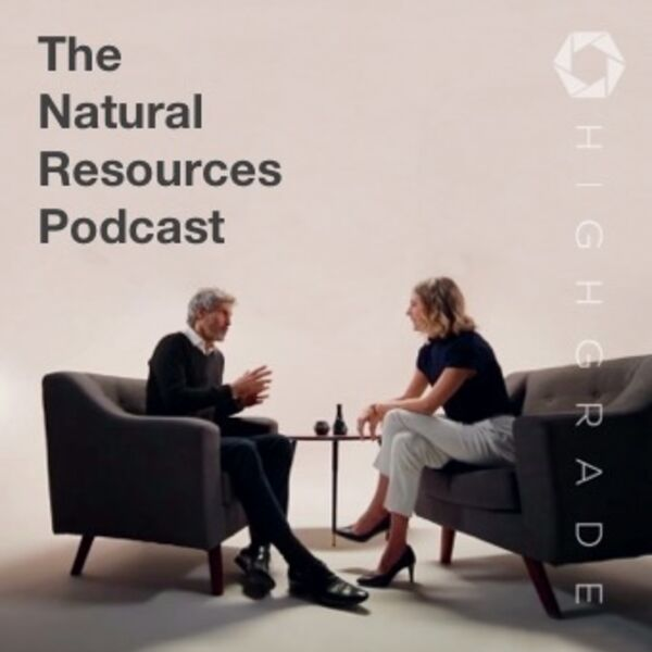 The Natural Resources Podcast Podcast Artwork Image