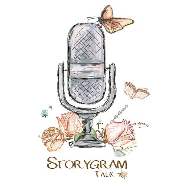 Storygram Talk Podcast Artwork Image