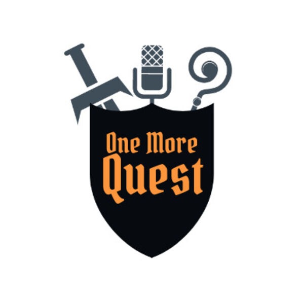 One More Quest Podcast Artwork Image