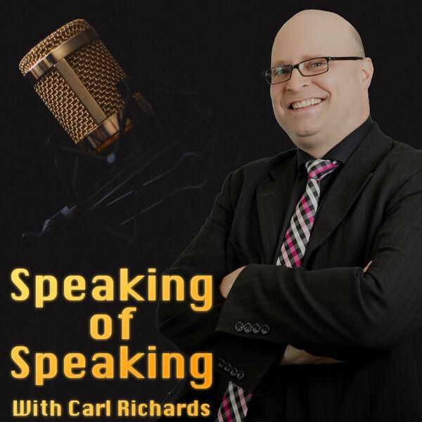 Speaking Of Speaking Podcast Artwork Image