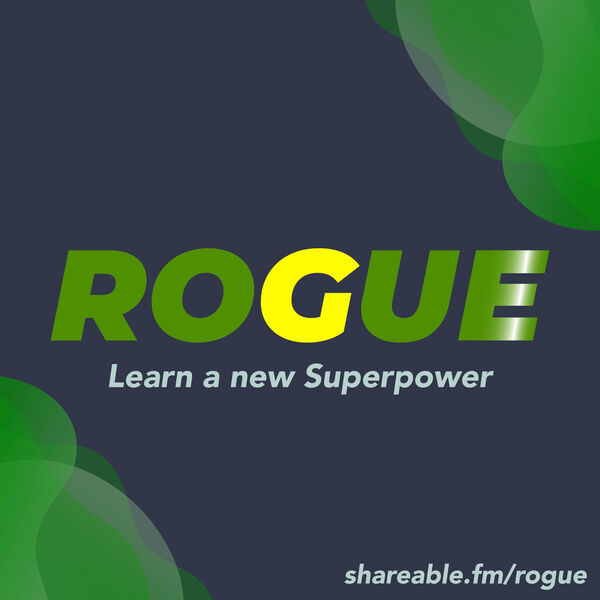 Rogue Podcast Artwork Image