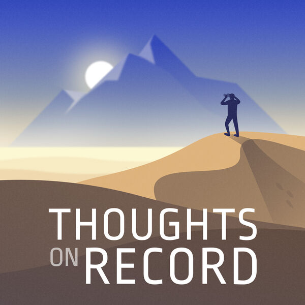 Thoughts on Record: Podcast of the Ottawa Institute of Cognitive Behavioural Therapy Podcast Artwork Image
