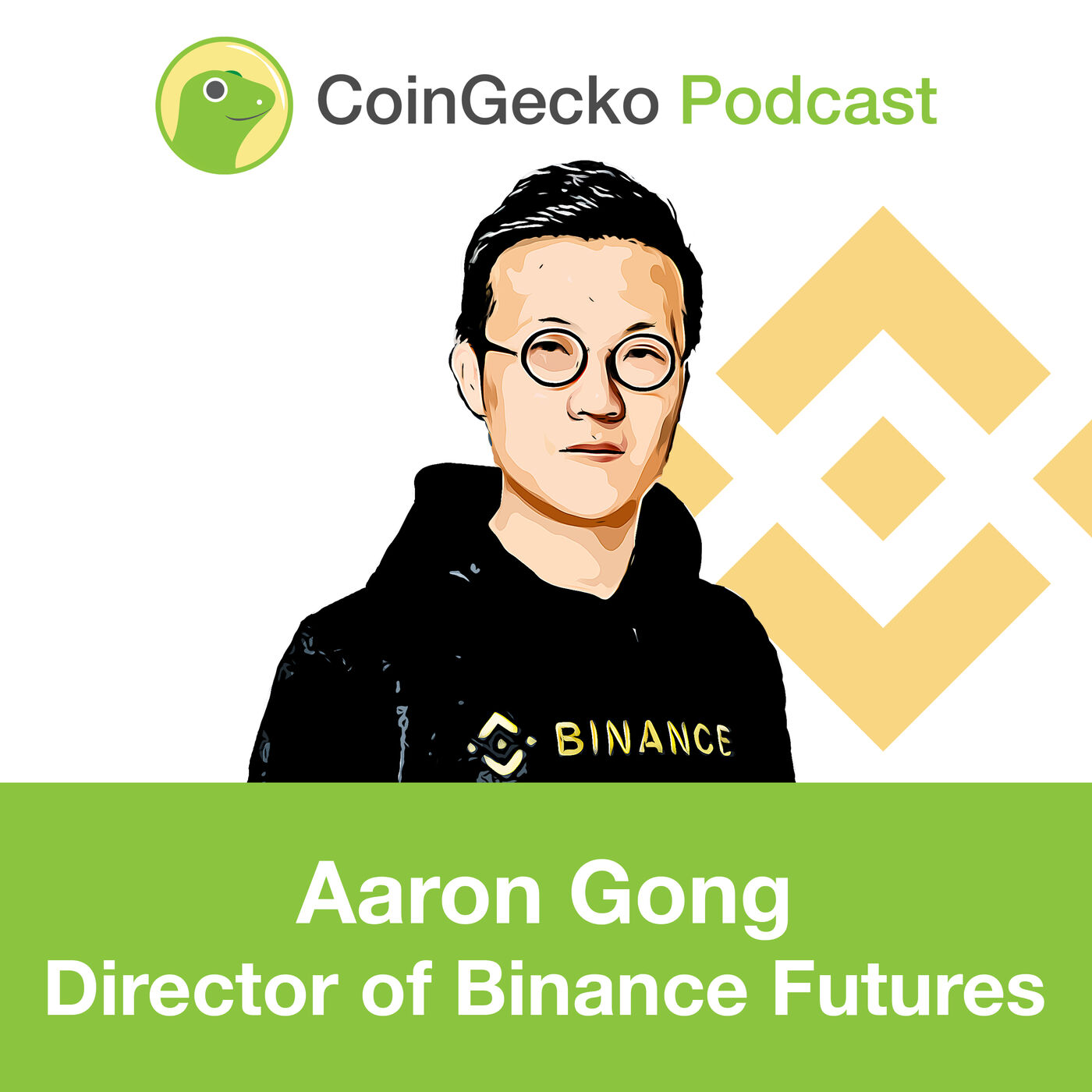 Aaron Gong, Director of Binance Futures Talks Crypto Derivatives - Ep 4