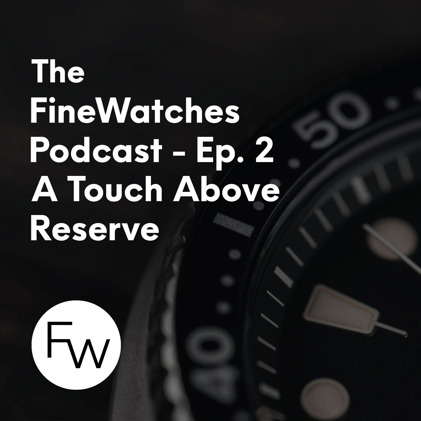 A Touch Above Reserve - Vintage Watches with Eric Wind.