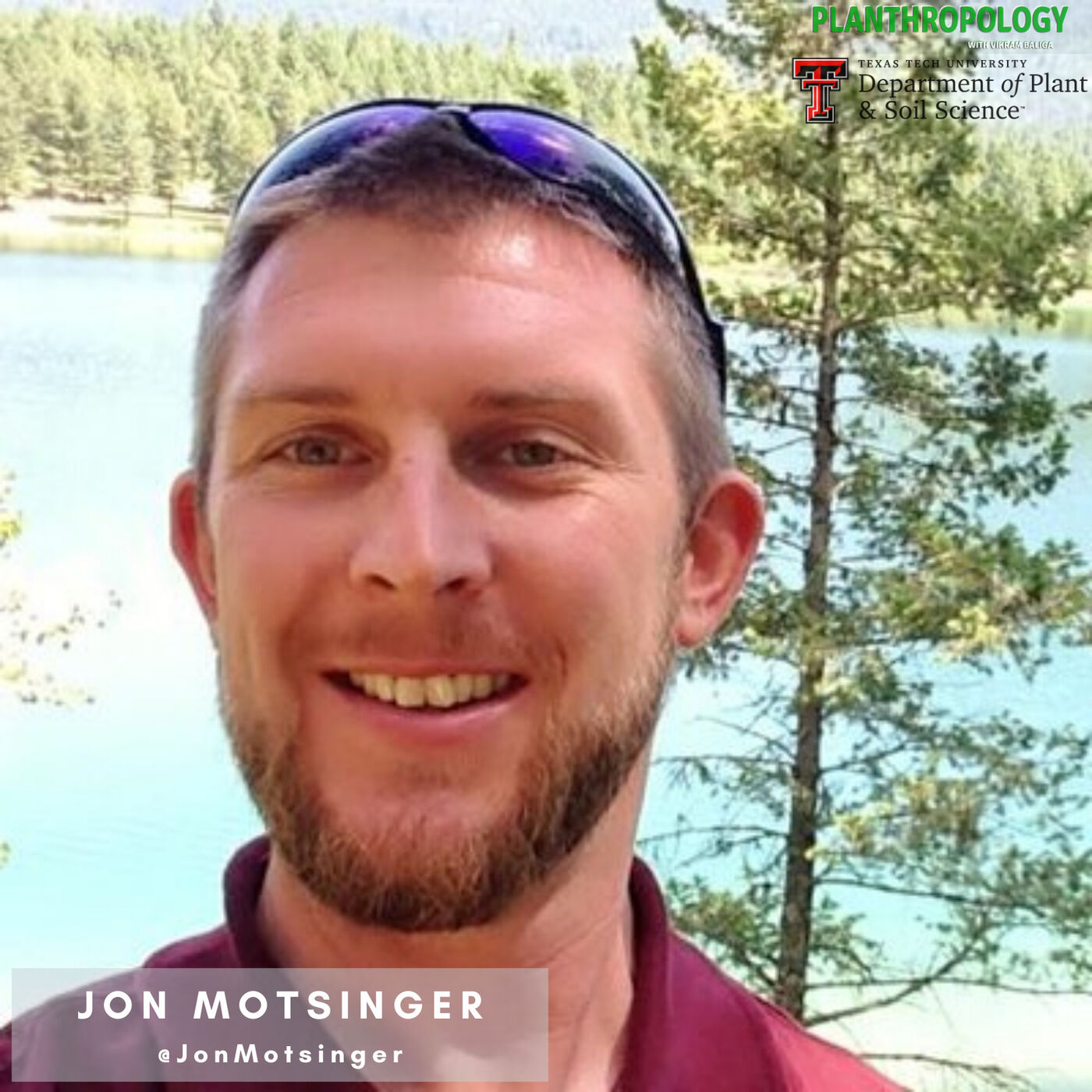 21. Trees, Human Health, and Great Big Champions w/ Jon Motsinger