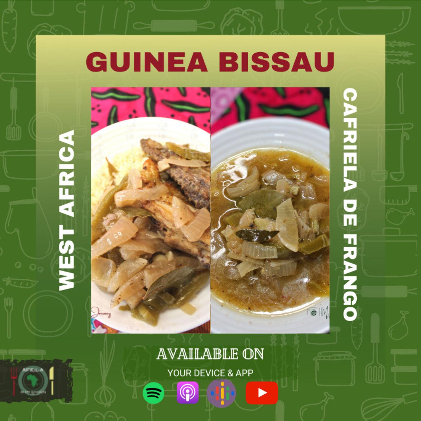 Guinea Bissau - Cafriela de Frango