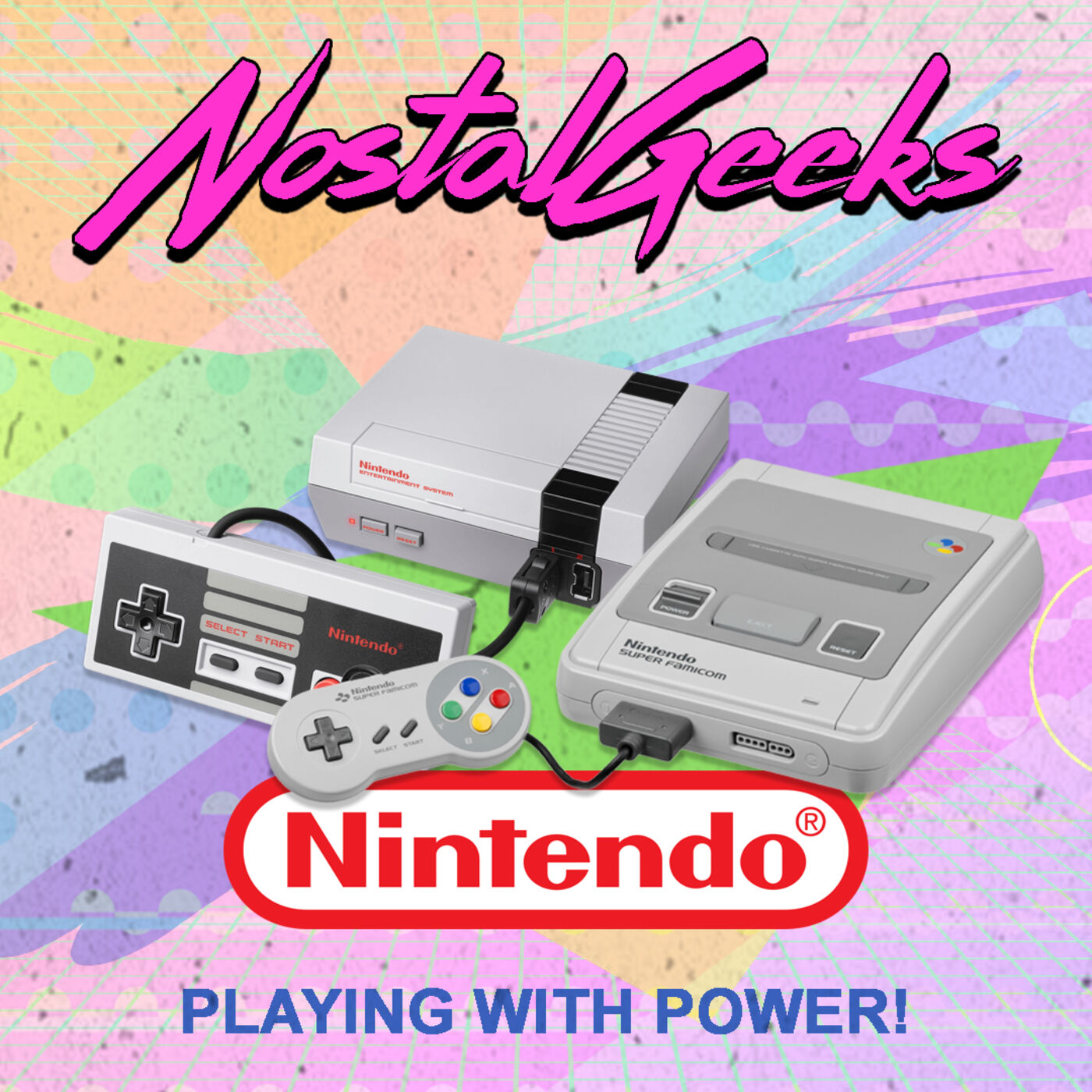 Nintendo - Playing With Power!