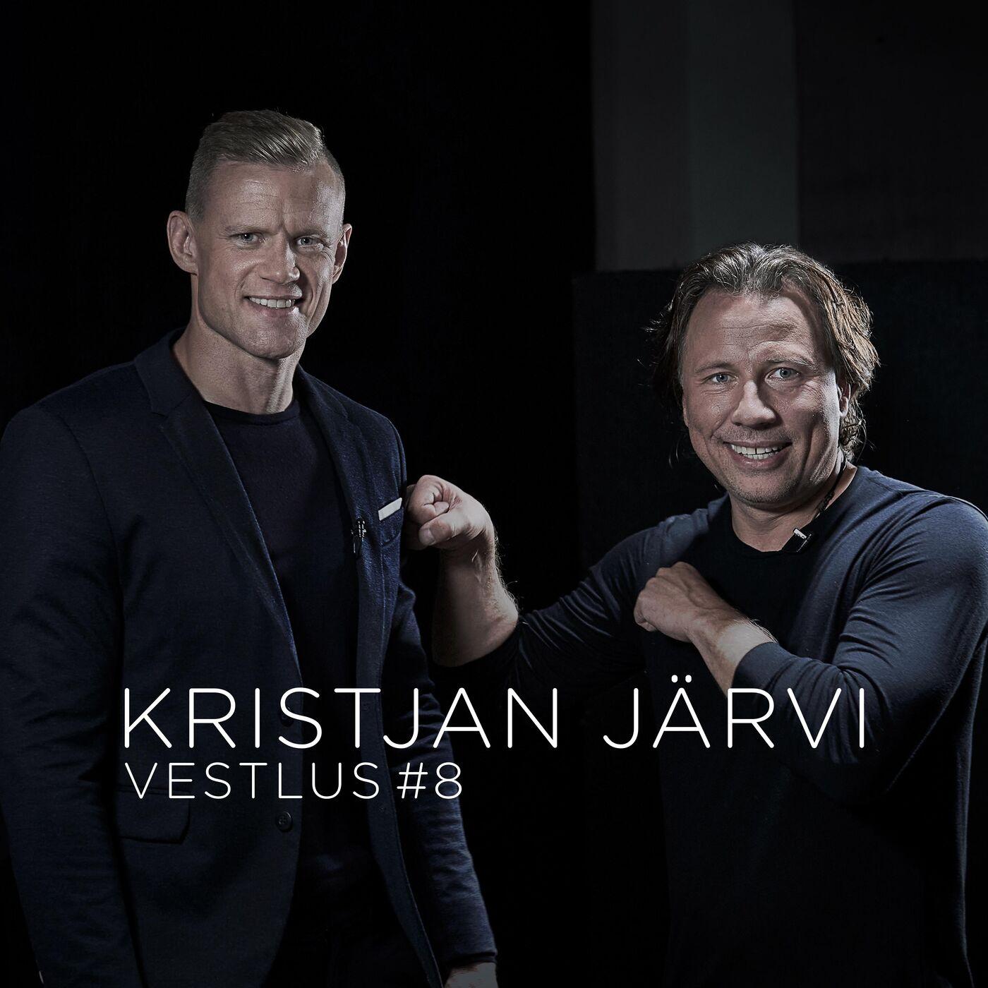 1STAGE VESTLUS #8 - Kristjan Järvi