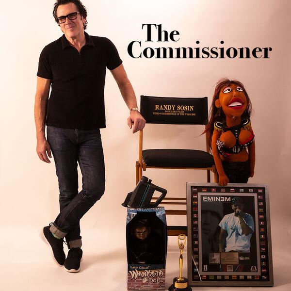 The Commissioner Podcast Artwork Image