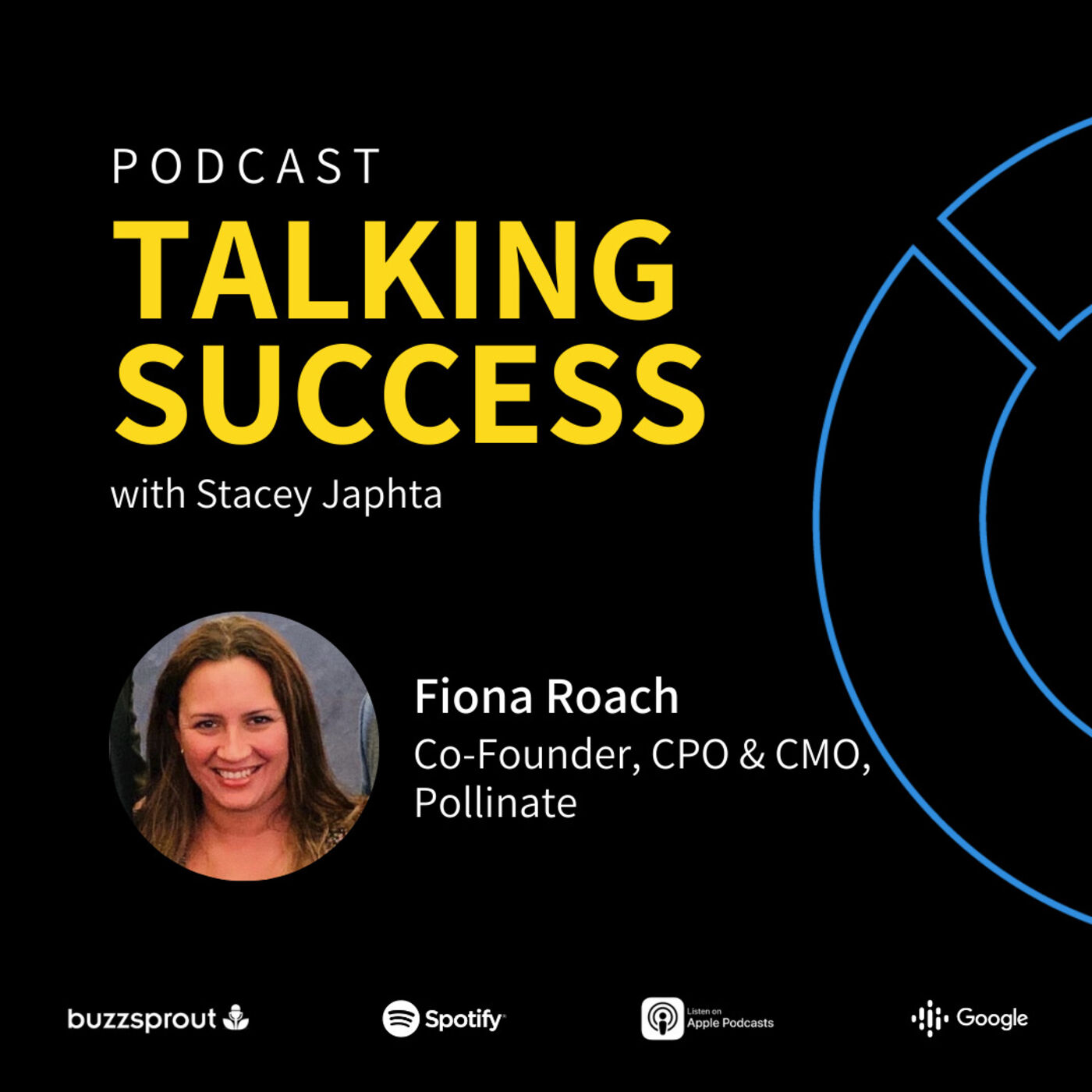 Fiona Roach Canning, Co-founder, Chief Product & Marketing Officer of Pollinate - All things FinTech, diversifying your talent pool, & work/life balance