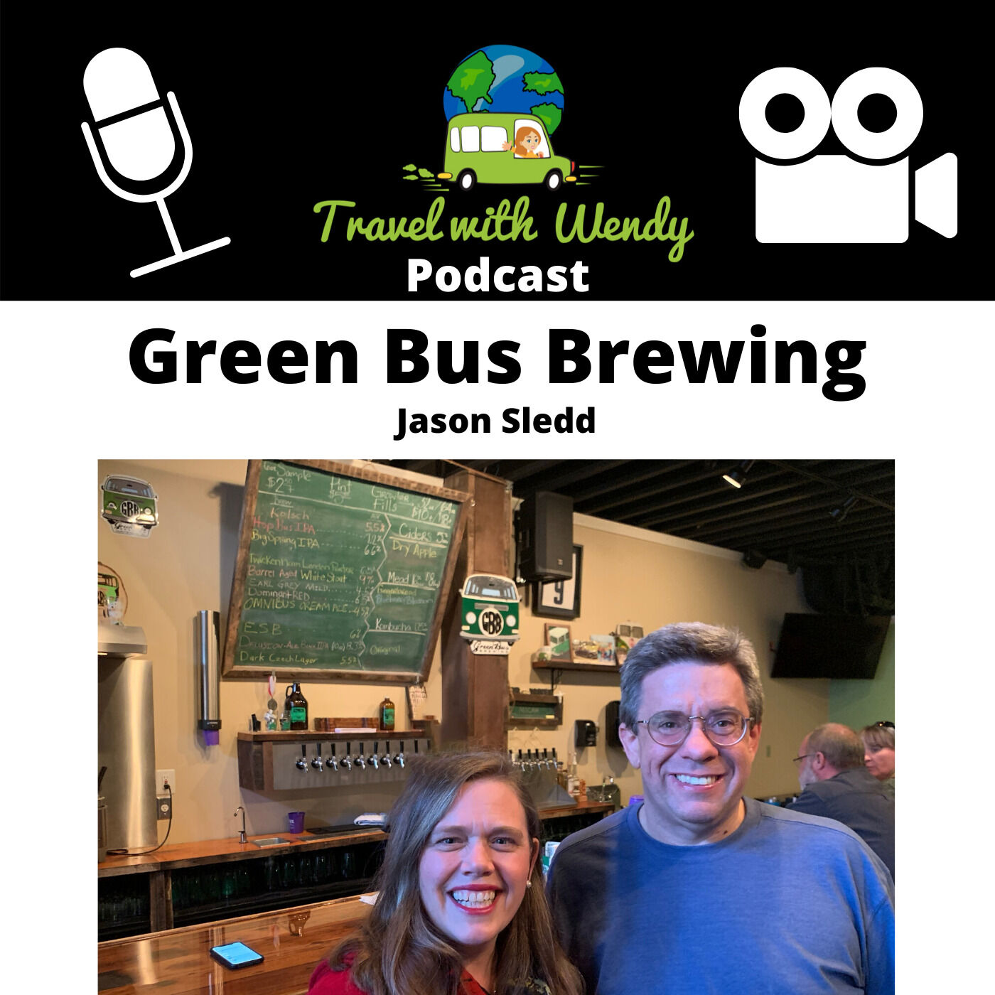 #9 Green Bus Brewing - Jason Sledd