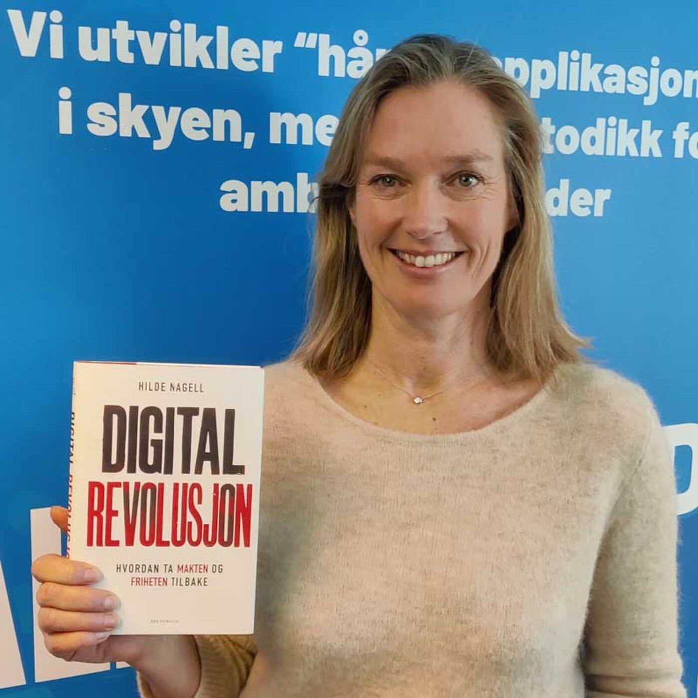 Digital revolusjon – hvordan ta makten og friheten tilbake?