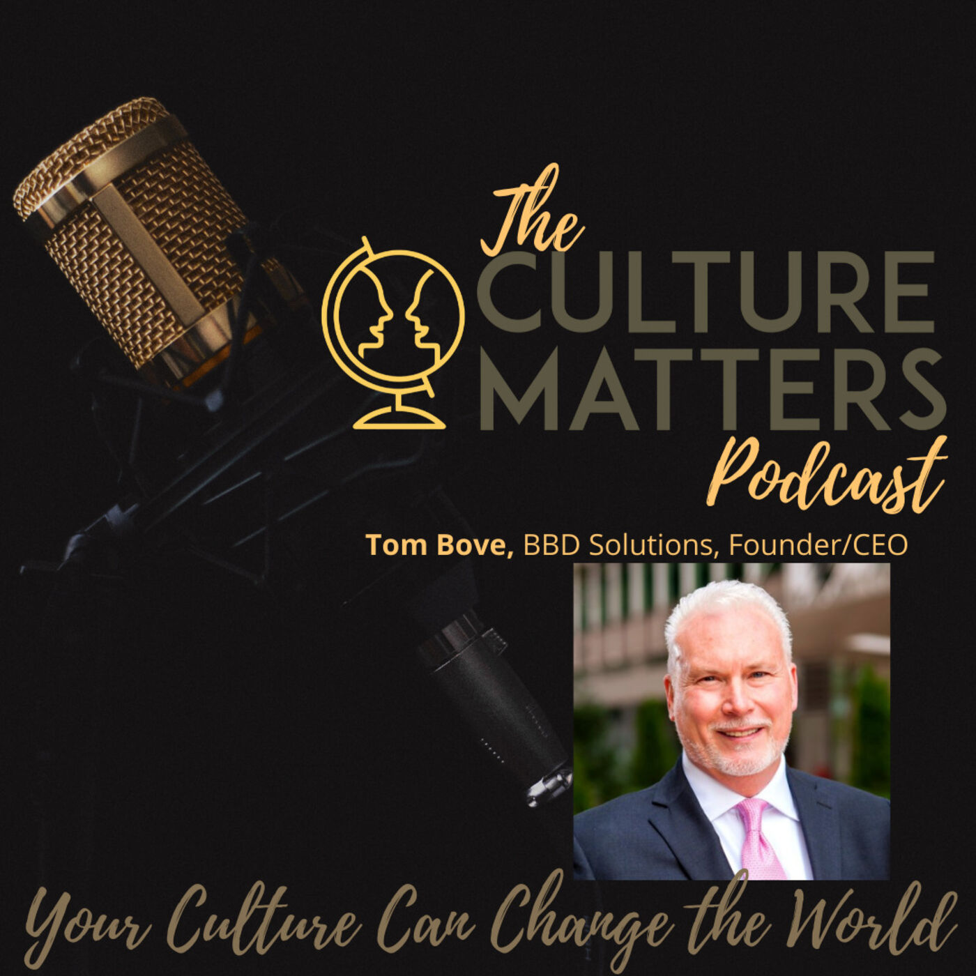 Season 7, Episode 75: Guest: Tom Bove: The Only Constant is Change
