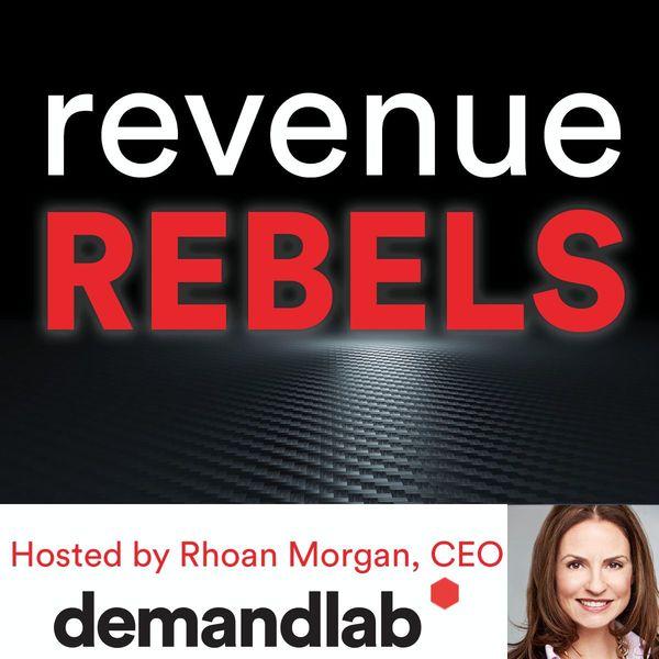 Revenue Rebels by DemandLab Podcast Artwork Image