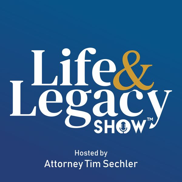 The Life and Legacy Show Podcast Artwork Image