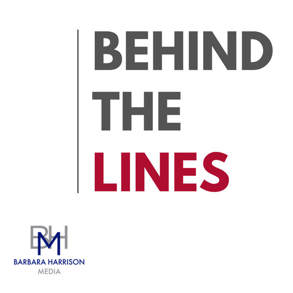 Behind the Lines Podcast Artwork Image