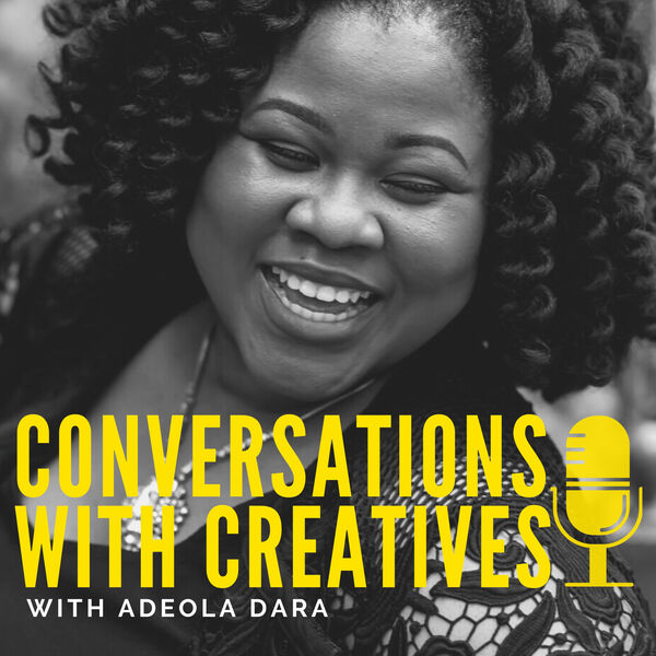 Conversations With Creatives Podcast Artwork Image