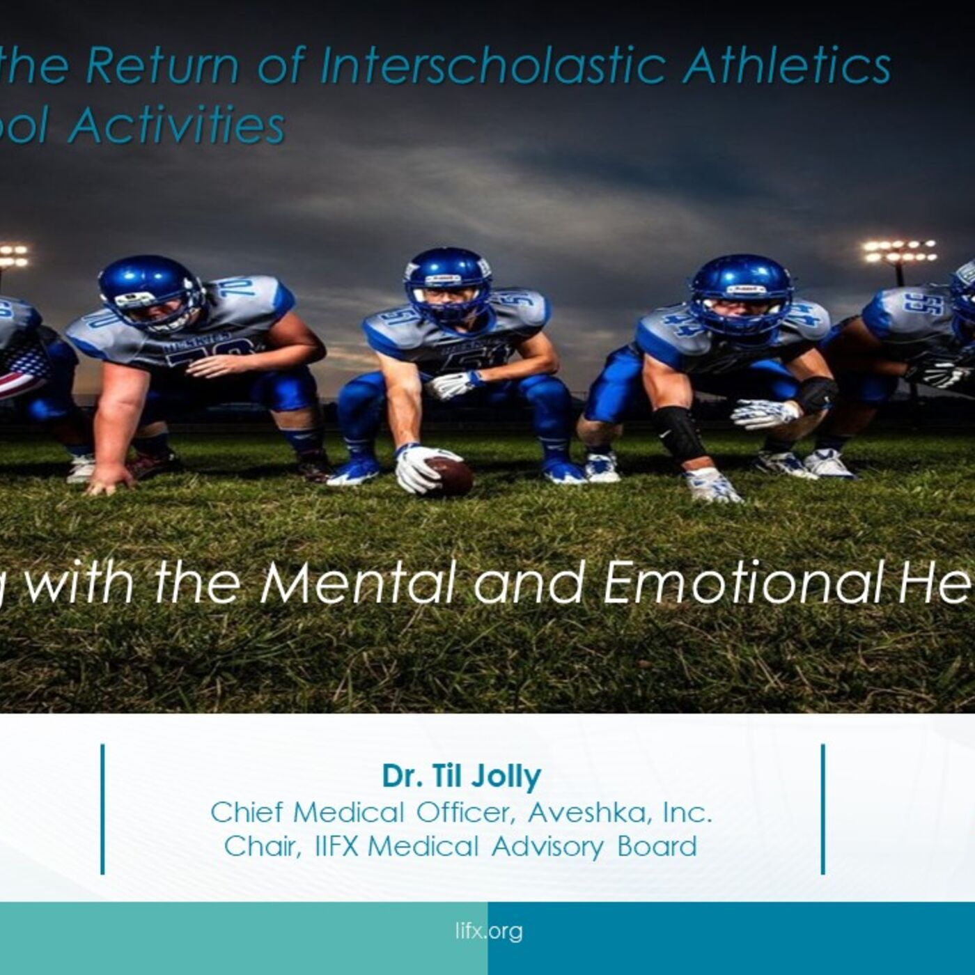 Session 6 - Dealing with Mental and Emotional Health Issues