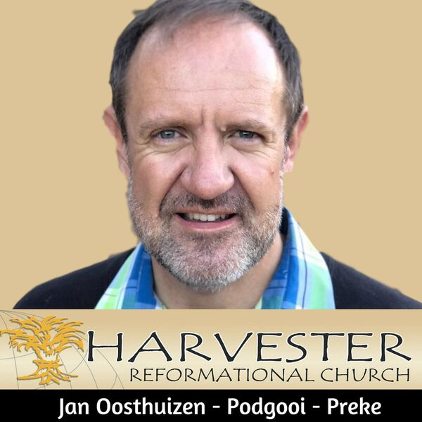 HRCO Potgooi Preke Podcast Artwork Image
