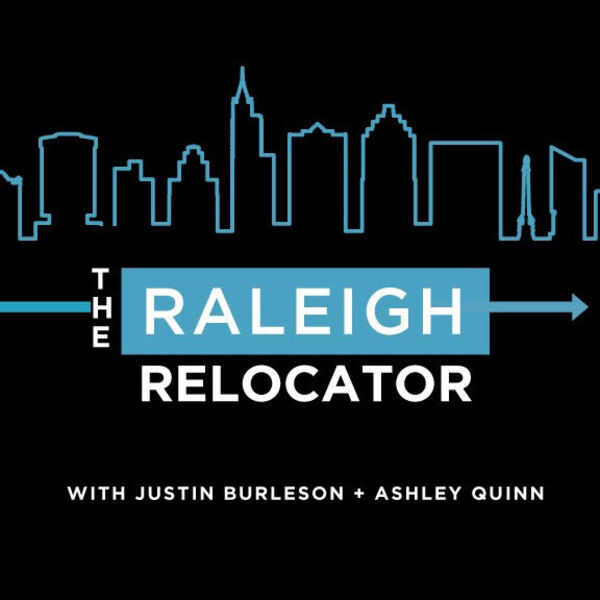 The Raleigh Relocator Podcast Podcast Artwork Image