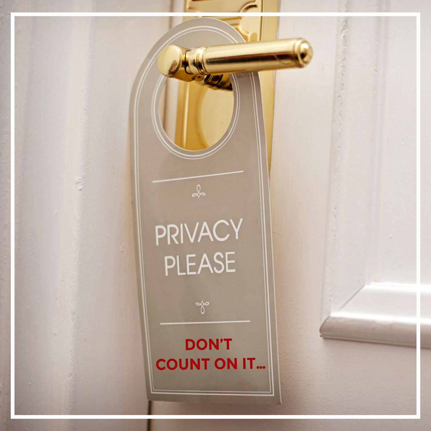 Privacy Please! - Don't Count on It. Court says you have NO reasonable expectation of online privacy.