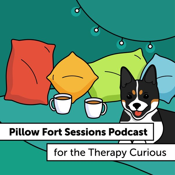 The Pillow Fort Sessions Podcast Podcast Artwork Image