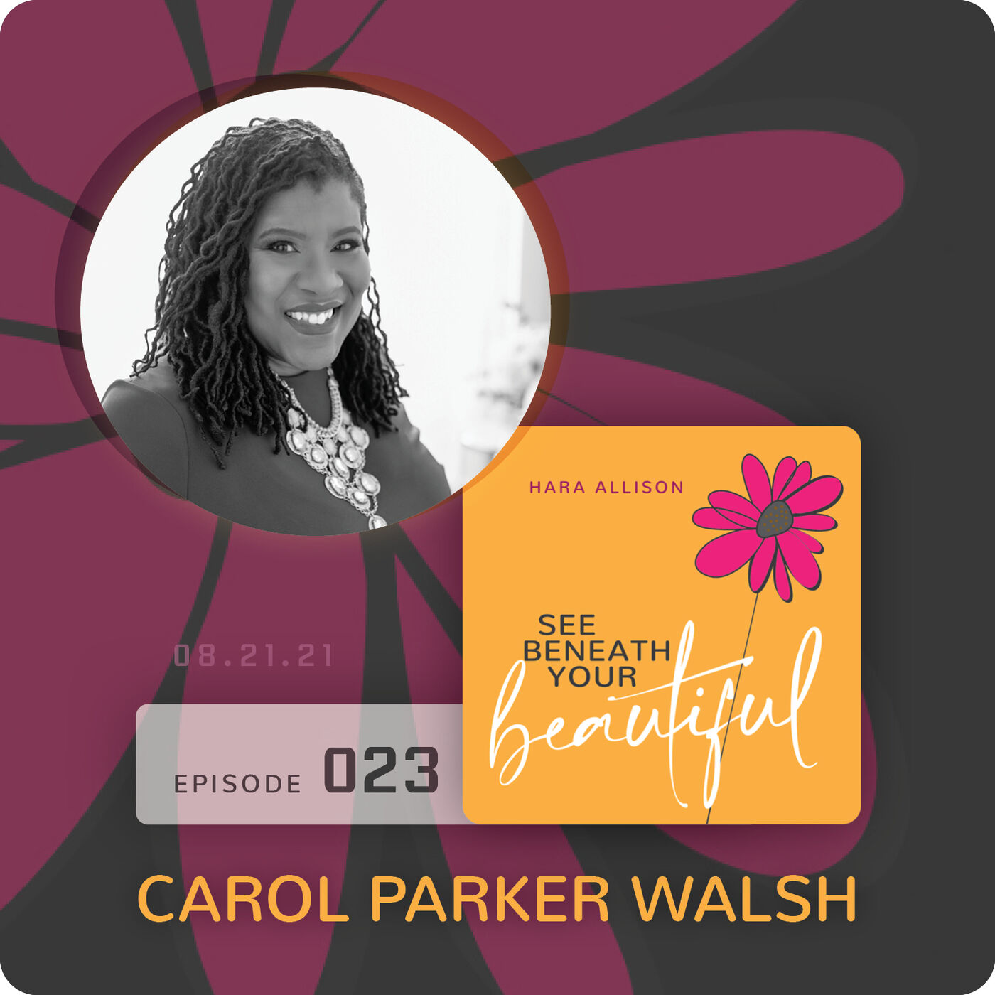 023. Dr. Carol Parker Walsh, rebel, and fabulous at 50, discusses how she helps women in midlife take back control of their career and to live with passion by leaning into what they're meant to do