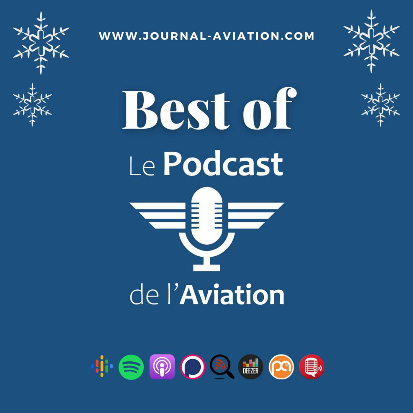 Les meilleurs moments 2020 du Podcast de l'Aviation
