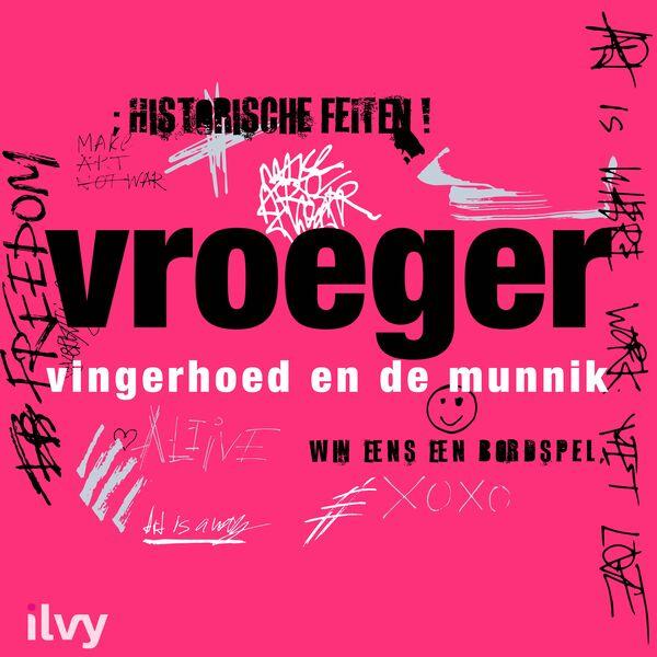 VROEGER Podcast Artwork Image