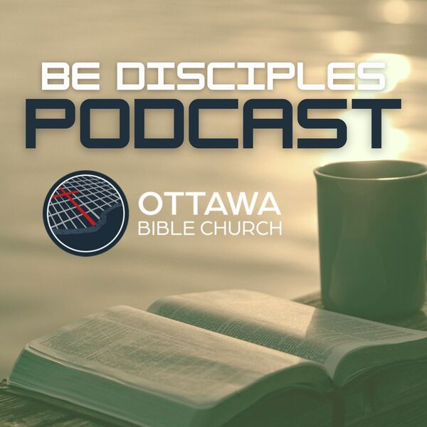 Be Disciples Podcast Podcast Artwork Image