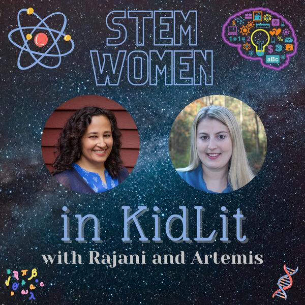 STEM Women in KidLit Podcast Artwork Image