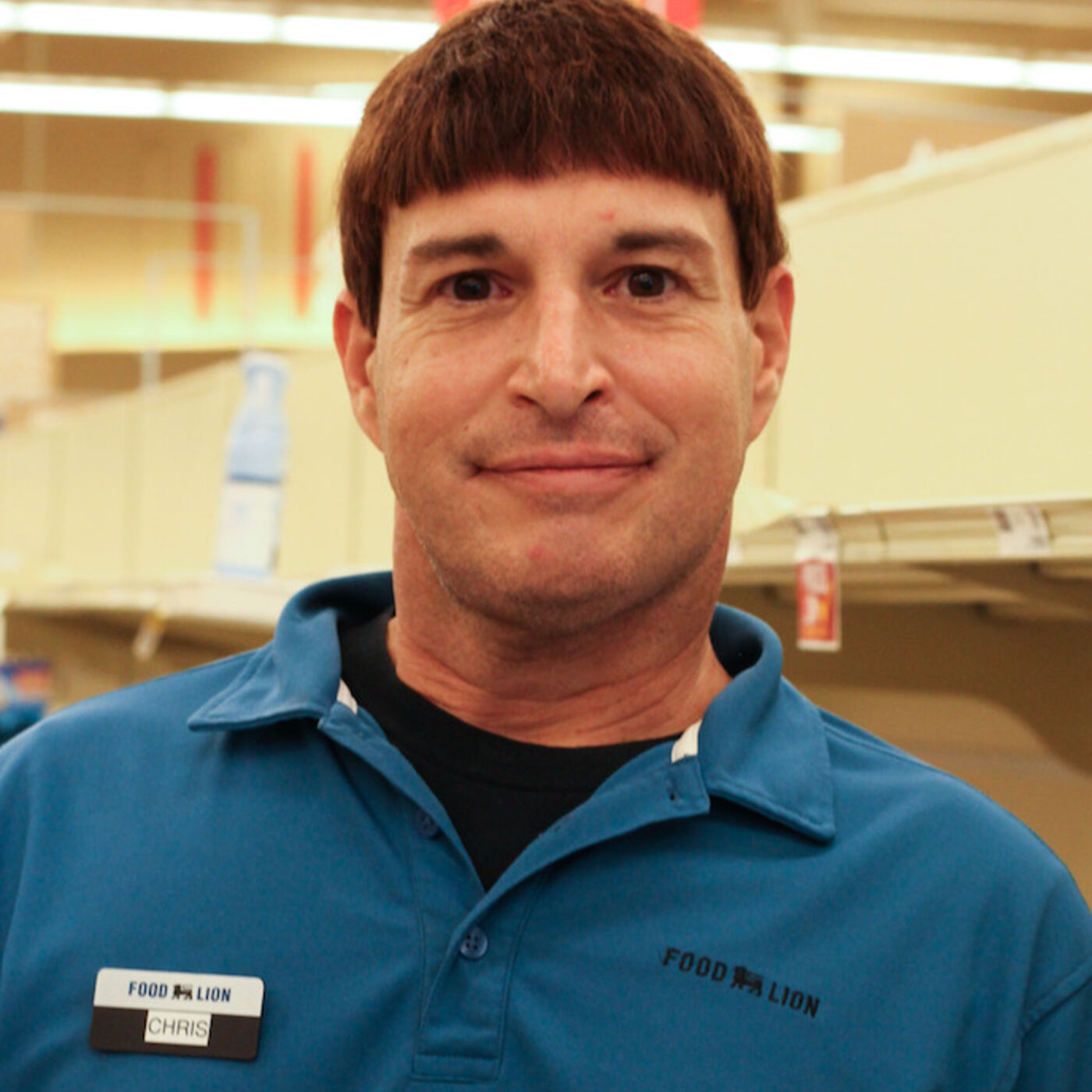 Grocery Store Clerk Discusses Progression of COVID-19