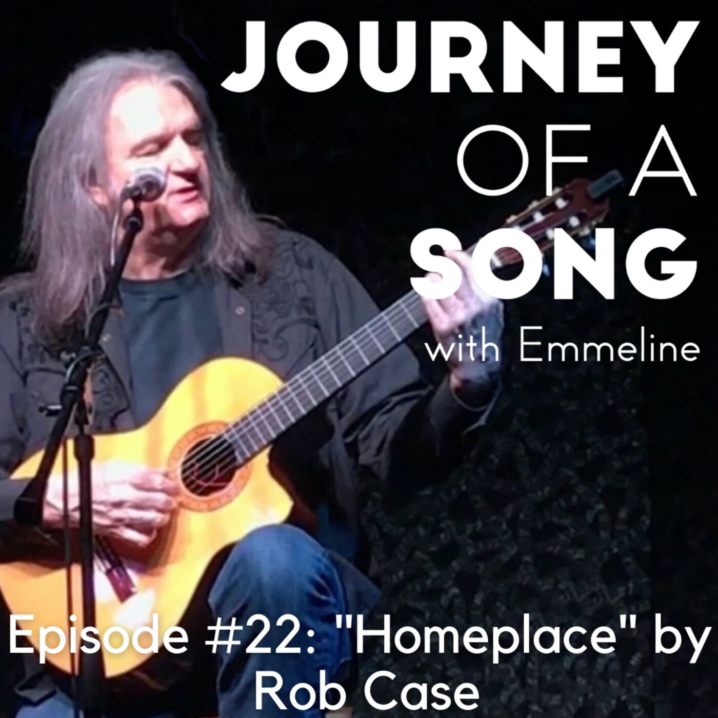 """Episode 22: """"Homeplace"""" by Rob Case"""