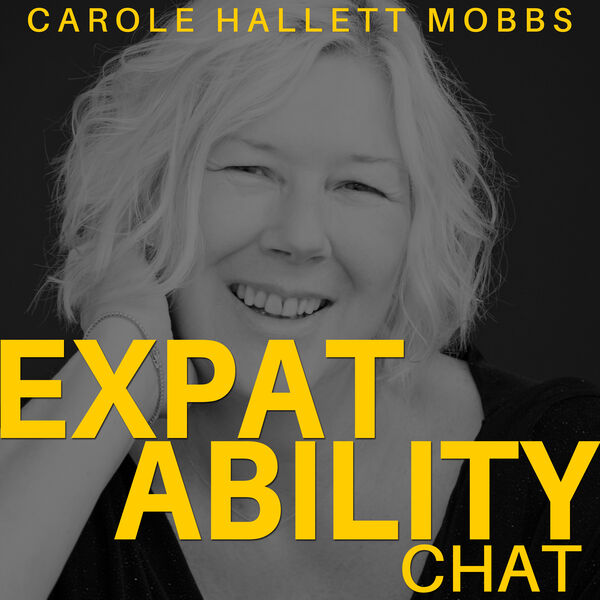 Expatability Chat Podcast Artwork Image
