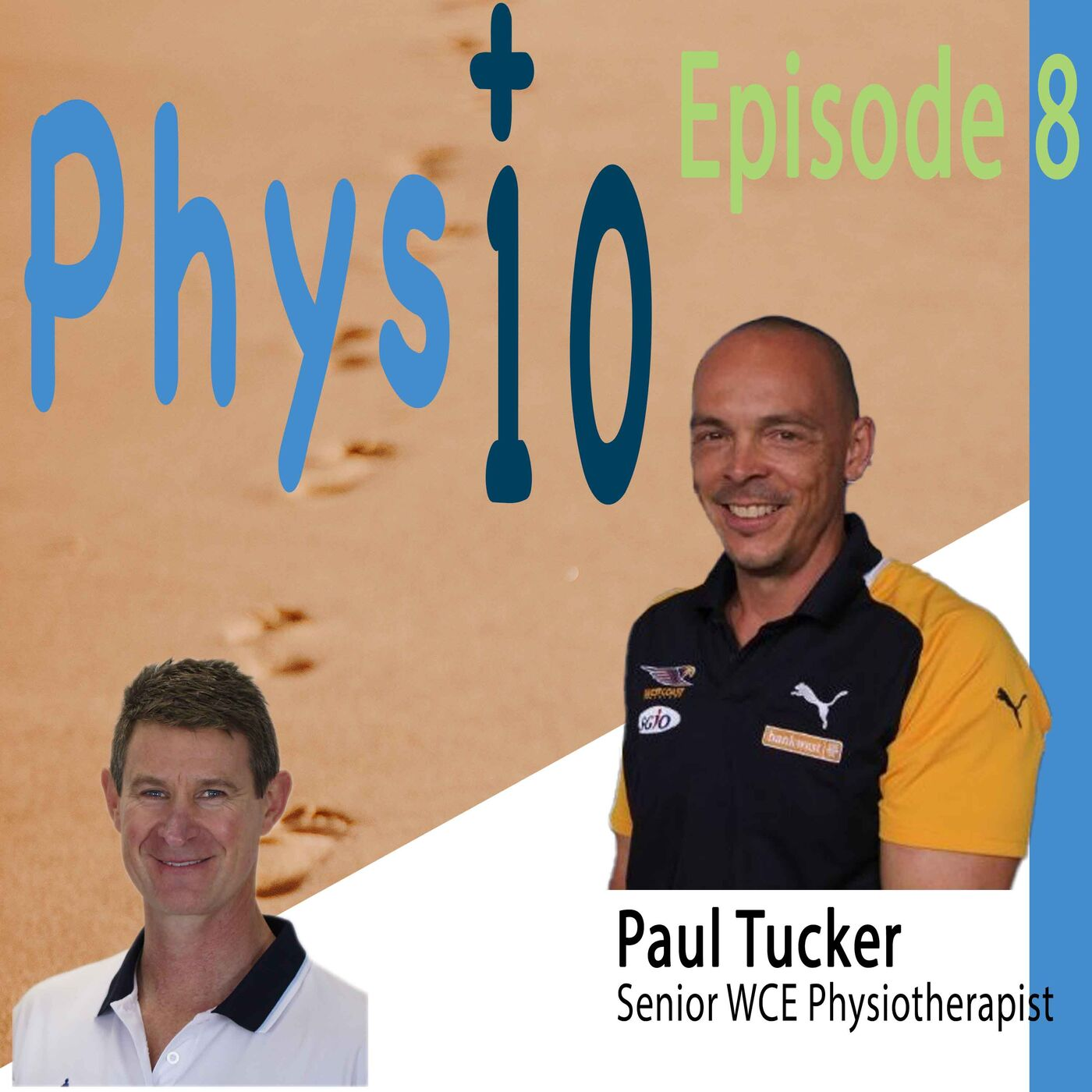 Paul Tucker: Clinician | Senior WCE Physiotherapist