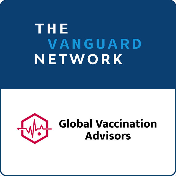 Vanguard Vaccination Project Podcast Artwork Image