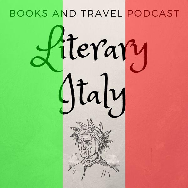 Literary Italy Podcast Artwork Image