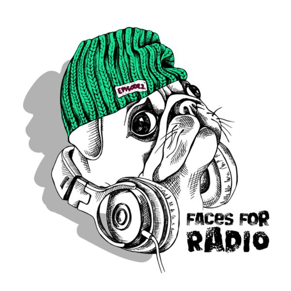 Faces For Radio Podcast Artwork Image