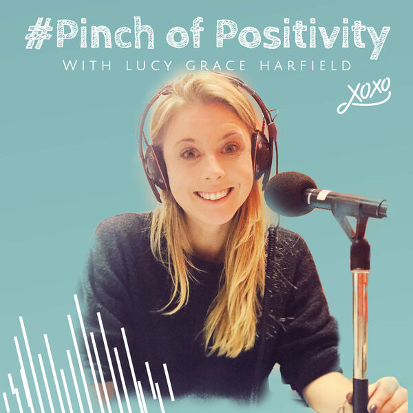 Pinch of Positivity Podcast Artwork Image
