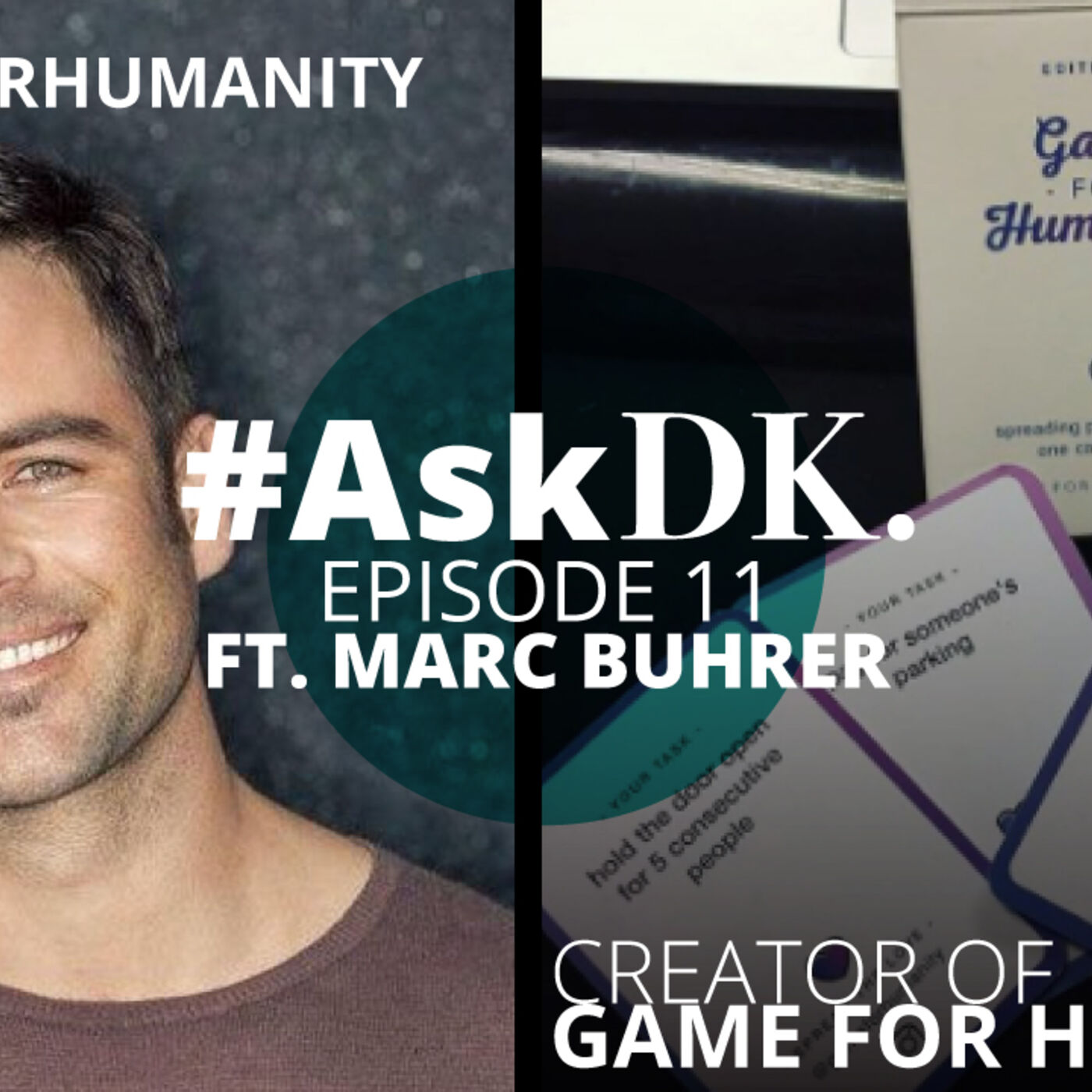 S02 E02 | Social Network, Team Building and Project Decisions | Marc Buhrer