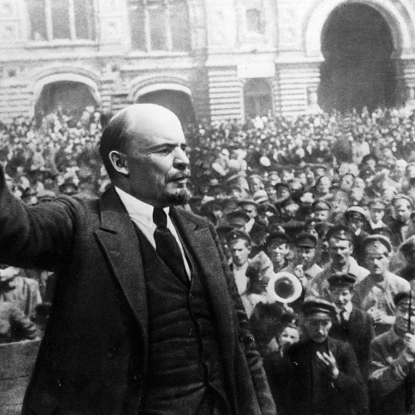 The Russian Revolution #4 - Peace, Bread, Land