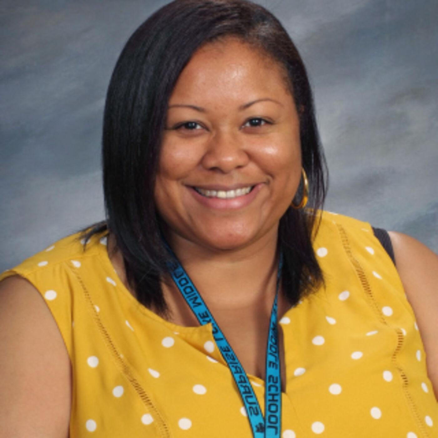 Ms. Johnson