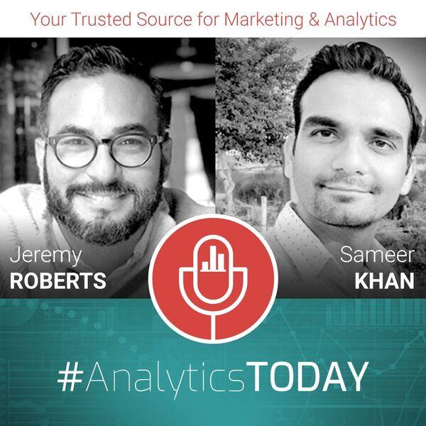 AnalyticsToday Podcast Podcast Artwork Image