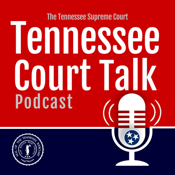 Tennessee Court Talk Podcast Artwork Image