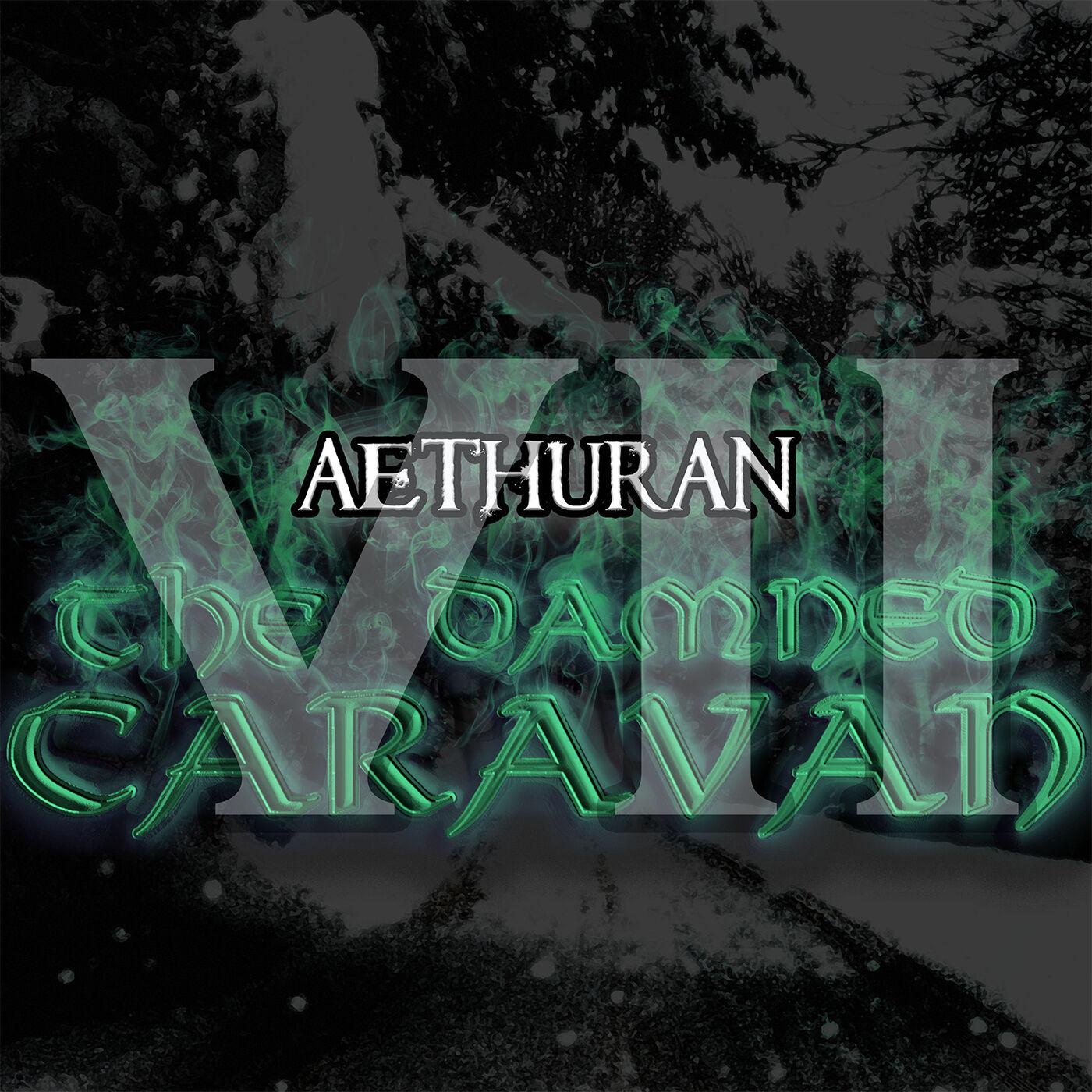 """Aethuran Dark saga - A dark fantasy Audio fiction"" Podcast"