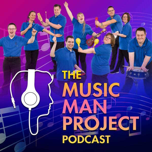 The Music Man Project Podcast Podcast Artwork Image