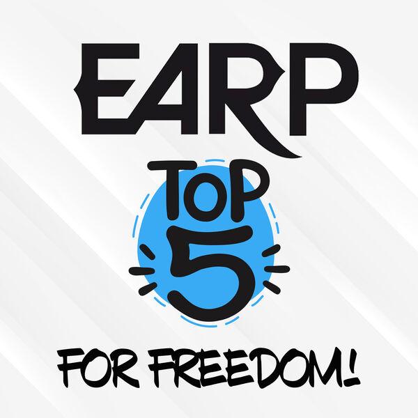 Earp Top 5 For Freedom! Podcast Artwork Image