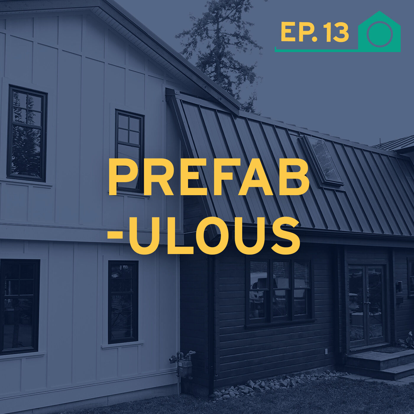 Prefab-ulous! Panelized and factory built homes!