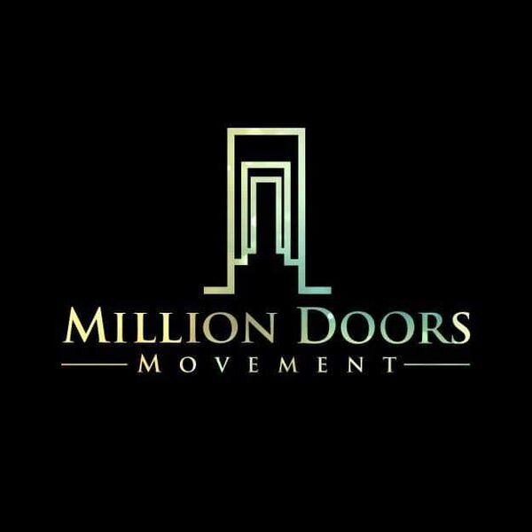 Million Doors Podcast Artwork Image